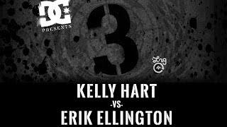 Kelly Hart Vs Erik Ellington: BATB3 - Round 1