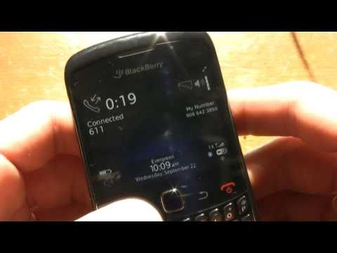 BlackBerry Curve 3G for Verizon Wireless Review