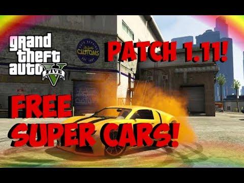 "GTA 5 Online - ""FREE SUPER CARS!"" SOLO Super Car Insurance Glitch! ""AFTER PATCH 1.11!"" (GTA 5)"