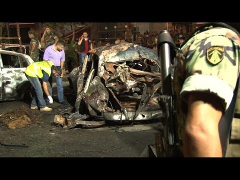 Beirut blast kills Lebanese security officer
