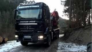 Steffan Hackgut - MAN Hack-Truck