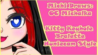 видео kitty keyhole
