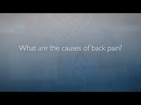 Back Pain Q&A: Treatment and Rehabilitation Options