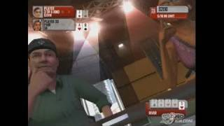 Stacked with Daniel Negreanu PlayStation 2 Gameplay - 3 -