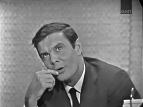 What's My Line? - Yogi Berra; Louis Jourdan; Steve Lawrence [panel] (Apr 26, 1964)