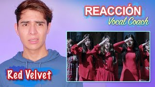 Reacción a la Voz Real de Red Velvet sin Autotune - Vocal Coach Reacciona | Vargott