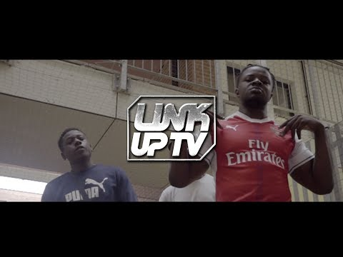 AProblemm - Automatic (prod. By TheHeavyTrackerz) | @Aproblemm | Link Up TV