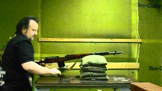 SVT-40 , SWT-40 Tokarev Battle-rifle- shooting