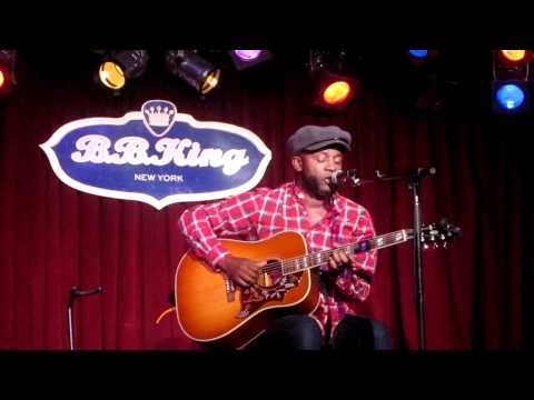 David Ryan Harris - Lucky into Slow Dancing In A Burning Room @ B.B. Kings 11.19.10
