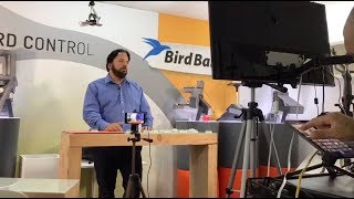 Optical Gel - Details on what's changing the bird control industry.