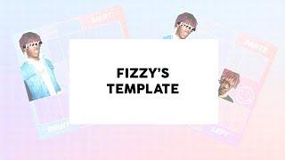 ROBLOX Template Design: Fizzy [REQUEST]