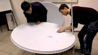 Wi-Fi антенна на базе спутниковой тарелки. Сборка