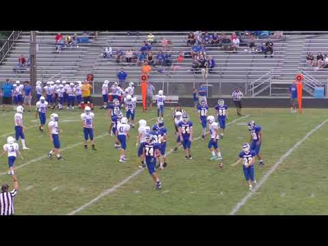 Tichenor Middle School vs Walton 8/31/17