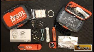 SOL Origin Survival Kit Review