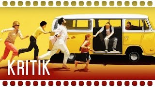 LITTLE MISS SUNSHINE Trailer Deutsch German & Kritik