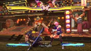 Video Street Fighter X Tekken Online Casuals - ShinMamoruX Vs. MightyMouse019 download MP3, 3GP, MP4, WEBM, AVI, FLV Juni 2018