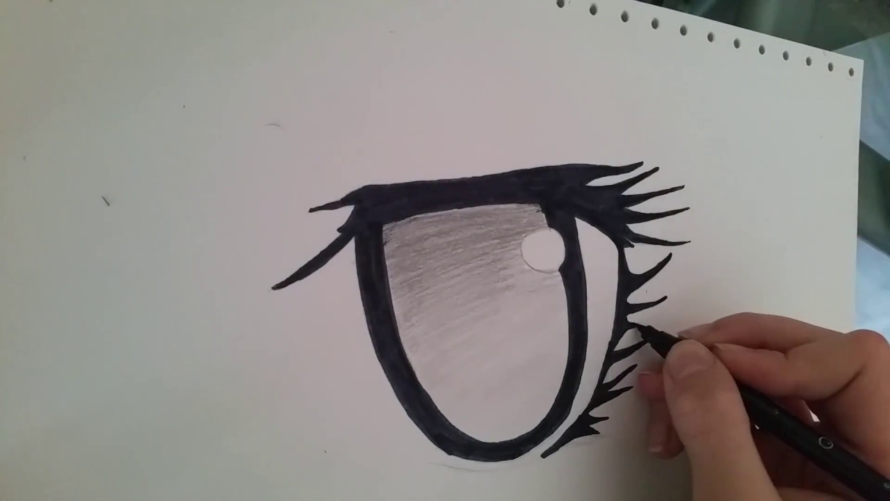 How to draw a yandere eyes by miyu youtube how to draw a yandere eyes by miyu ccuart Image collections