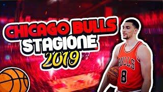 I Bulls del 2019