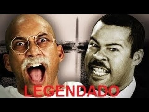 Gandhi vs Martin Luther King Jr. - LEGENDADO - Epic Rap Battles of History Season 2