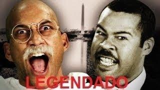 Gandhi vs Martin Luther King Jr. - LEGENDADO - Epic Rap Battles of History Season 2