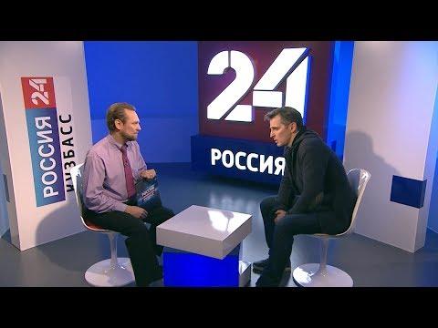 Заслуженный артист России Максим Дахненко
