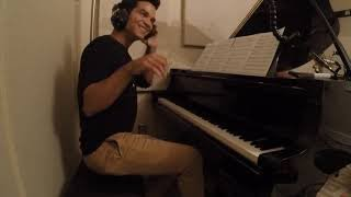 Skylight Recording Live Ahmed Alom Vega en el Piano