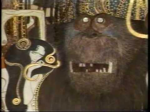Gustav Klimt: The Beethoven Frieze, 1902 - YouTube