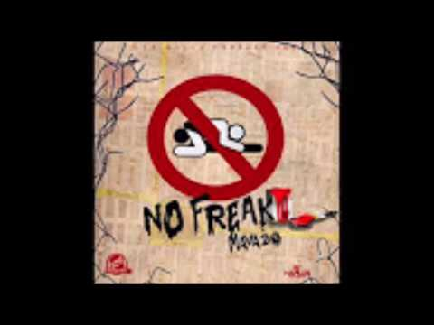 Mavado - No Freak ( Clean )
