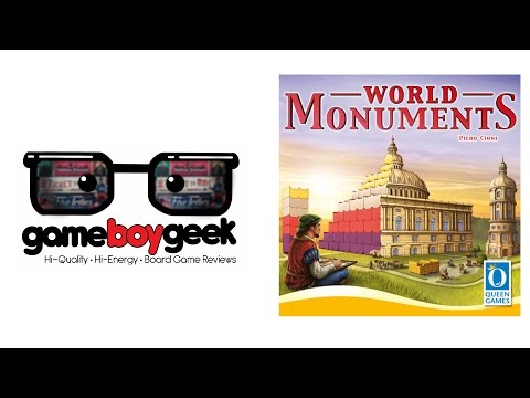 World Monuments Review wih the Game Boy Geek