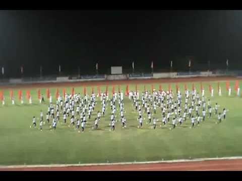 trường thpt nguyễn hùng sơn đồng diễn thể dục hkpd năm 2012