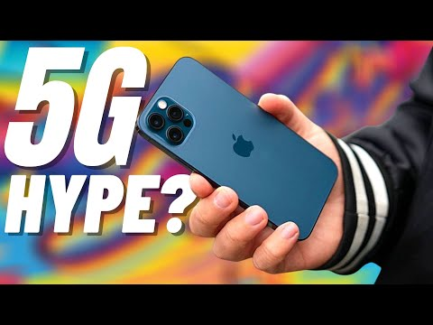 IPhone 12 5G Speed Test: Too Much Hype? (Verizon & T-Mobile)