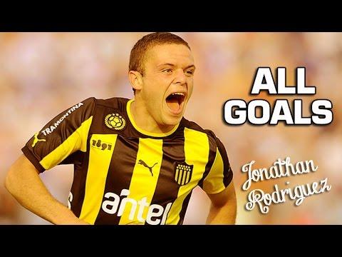 Jonathan Rodríguez ● All Goals In Career ● HD