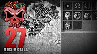 RED SKULL VACILÃO #27