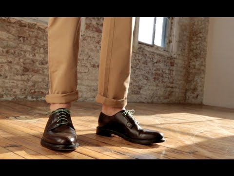 7022298a175 Master the Man Ankle  A Guy s Guide to Going Sockless - YouTube