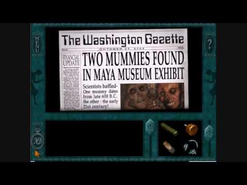 Nancy Drew: Secret of the Scarlet Hand - Death Scenes