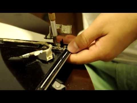 Solved Frame And Hinge Replacement Hp Pavilion Dm4 Laptop Hp