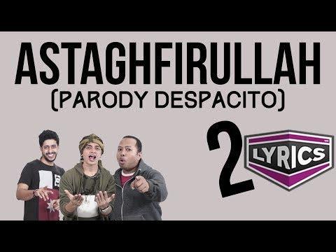PARODI DESPACITO (EDISI SHOLAT) - W/ NSG LYRICS