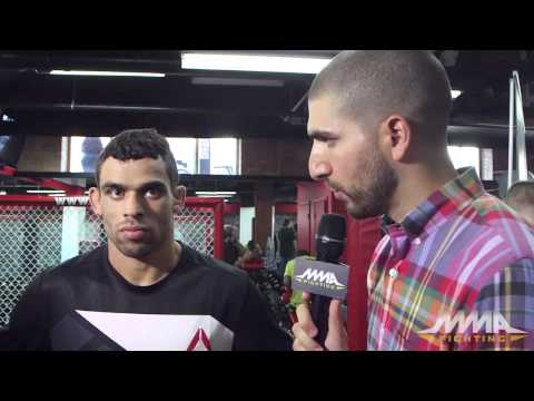 UFC on FOX 16: Renan Barao Thinks T.J. Dillashaw Is Overrated