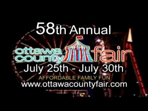 Ottawa County Fair 2016