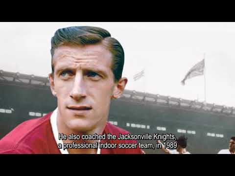 Dennis Viollet Biography In English Legend Manchester United FC , France Player