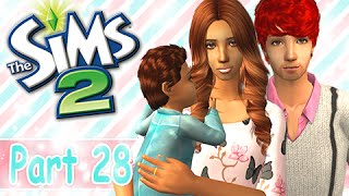 Lets Play: The Sims 2 (Part 28) Learning the basics!