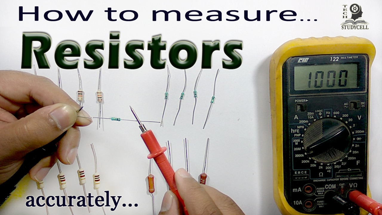 How is resistance measured 58
