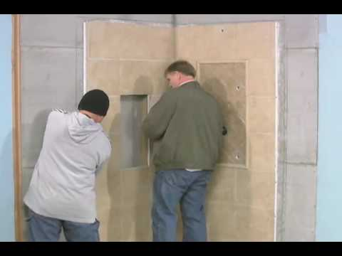 American Bath Factory - Shower Install Video - YouTube