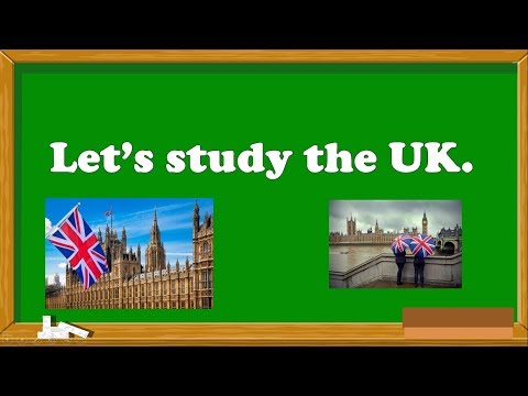 Let's Study The United Kingdom