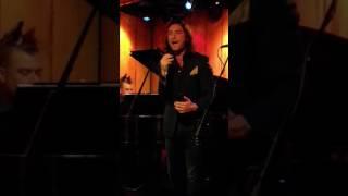 Constantine Maroulis sings Gethsemane