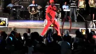 Grenada Calypso Monarch 2009: Biko 2008 Calypso King - Turning Red - Part II