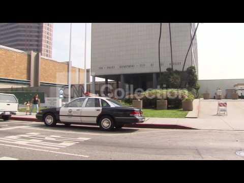 LAPD PARKER CENTER EXTERIORS