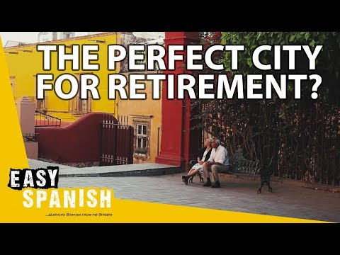 SAN MIGUEL DE ALLENDE, the perfect city for retirement? | Easy Spanish 93