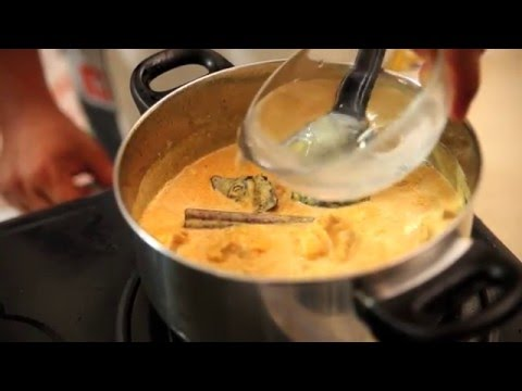 Nyonya Curry Noodles