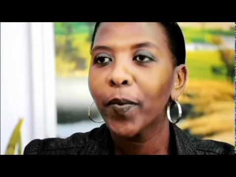 Noma Xhosa Jongilanga, Director of Tourism Ekurhuleni @ Indaba 2011